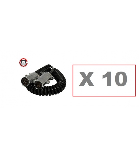 Cable 7 polos EuropeoTipo N