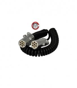 Cable 7 polos Luces servicio Universal