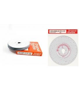 Disco Tacógrafo Kienzle125-3300-24/2EC4K