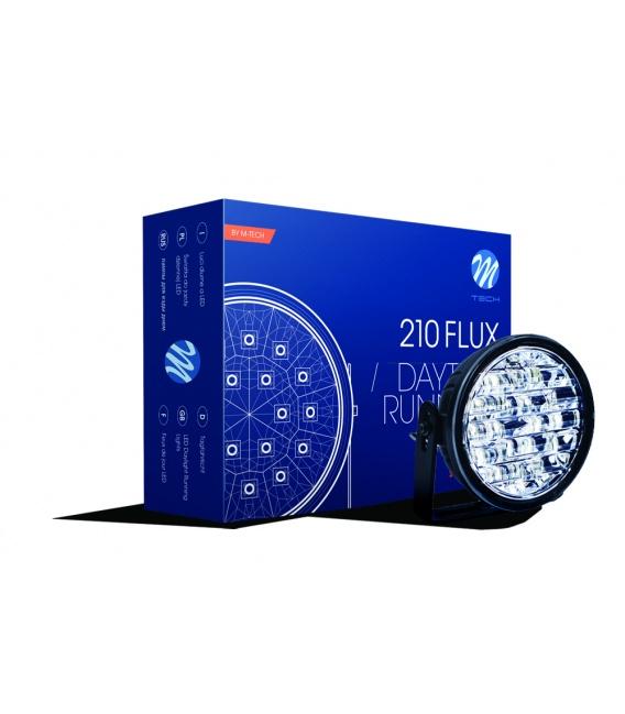 MINI FAROS LEDS 24V-12V
