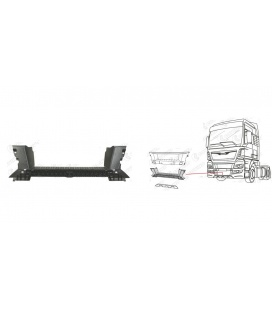 ESCALERA MAN TGX FRONTAL