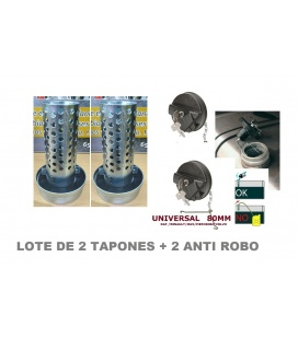 KIT ANTI ROBO 2 TANQUES