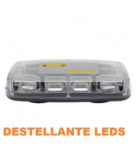 DESTELLANTE LEDS AMBAR 24V-12V