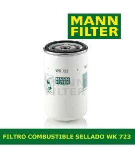 FILTRO GASOIL WK723