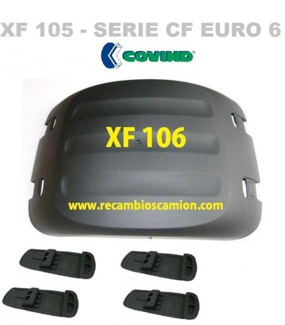 GUARDABARROS SUPERIOR XF106